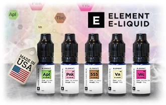 element-liquids Titelbild by Dampflust.de