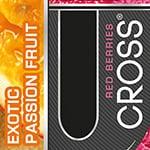 Dampflust mit Liquids von Cross