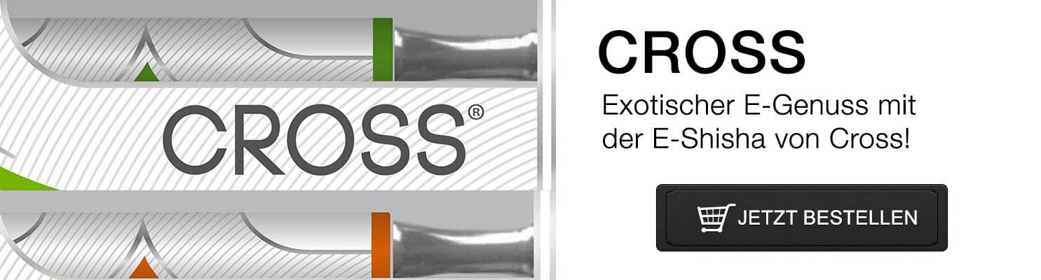 Cross Banner E-Shisha