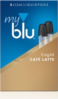 myblu-podpack-cafe-latte 0mg