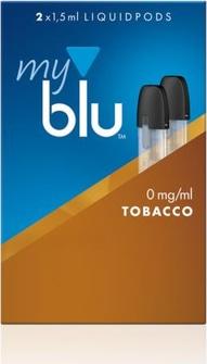 myblu-podpack-tobacco 0mg