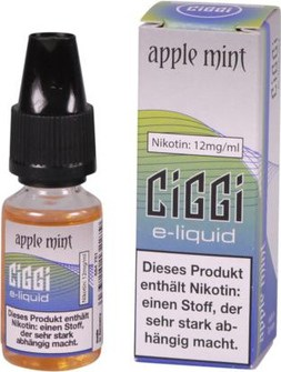 Ciggi E-Liquid Apple Mint