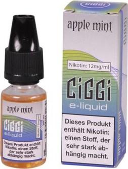 Ciggi E-Liquid Apple Mint