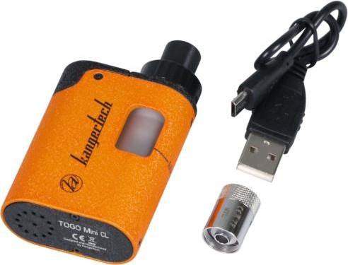KangerTech Togo Mini CL Orange Zubehör