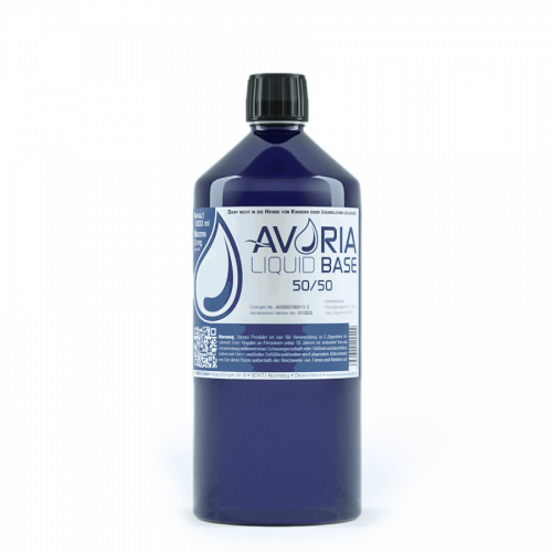 Avoria Base 50-50-1000-ml