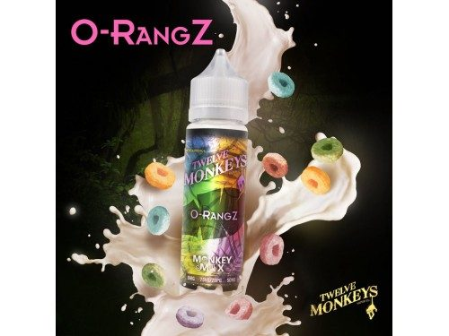 Twelve Monkeys-o-rangZ