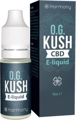 Harmony O.G. Kush CBD Hanf E-Liquid