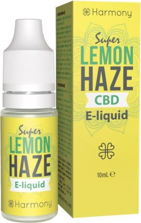 Harmony Super Lemon Haze CBD E-Liquid