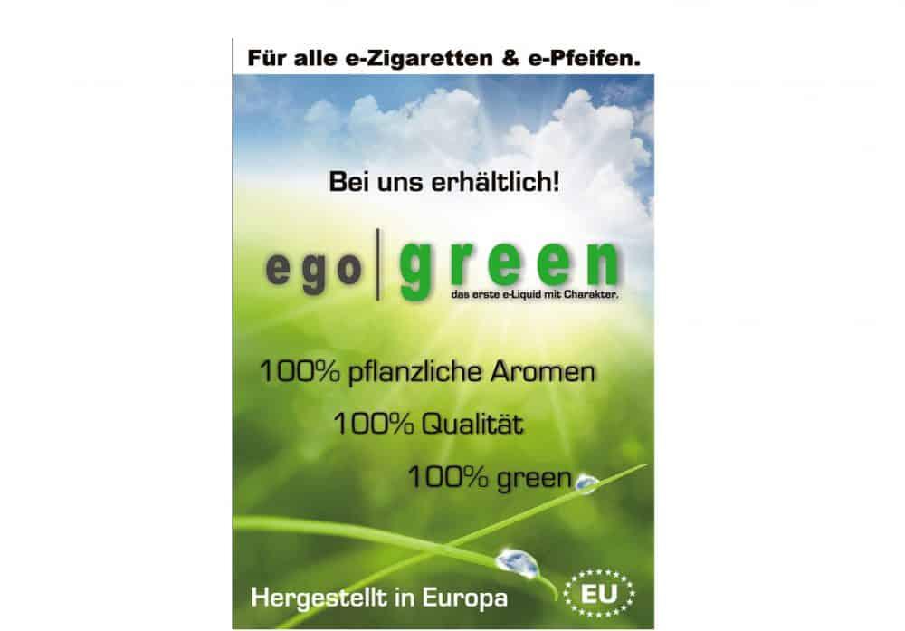 Logo Ego Green Liquids