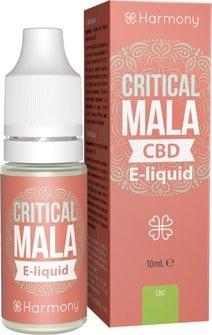 Harmony Critical Mala CBD E-Liquid