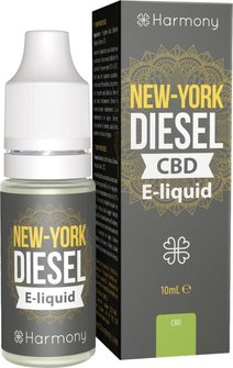 Harmony New-York Diesel CBD E-Liquid