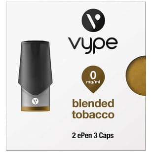 Vype-epen-3-caps-blended-tobacco-0mg
