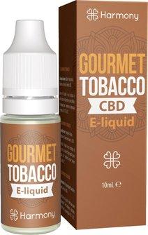 Harmony Gourmet Tobacco CBD E-Liquid