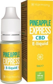 Harmony Pineapple Express CBD Liquid