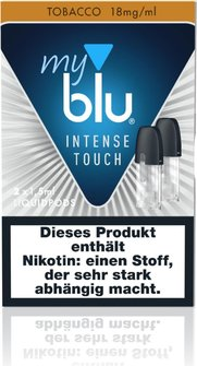 myblu Podpack Intense Tobacco18mg