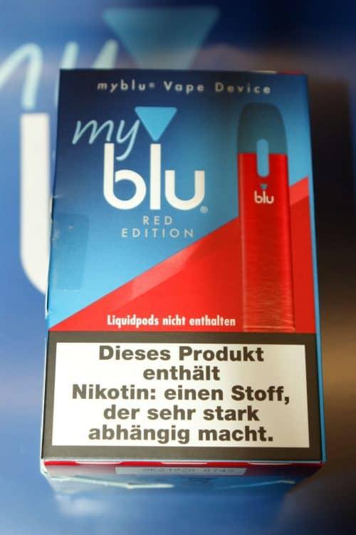 myblu-device rot