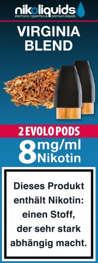 evolo-pods-virginia-blend-8mg