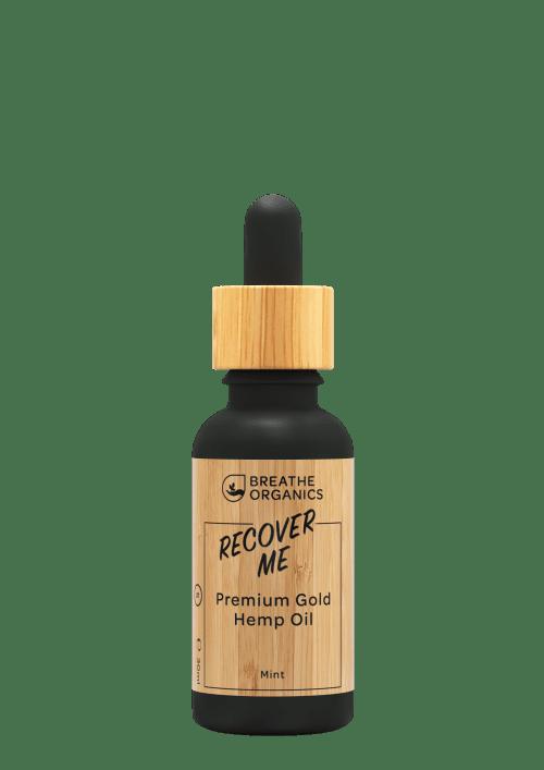 Breathe Organics CBD Öl Recover Me Mint